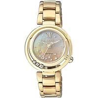 orologio solo tempo donna Citizen Eco-Drive EM0325-55P