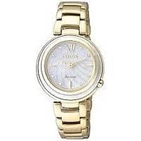 orologio solo tempo donna Citizen Eco-Drive EM0336-59D