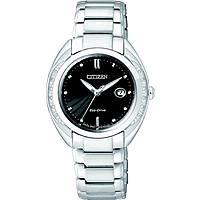 orologio solo tempo donna Citizen Eco-Drive EW2250-59E