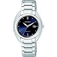 orologio solo tempo donna Citizen Eco-Drive EW2250-59L
