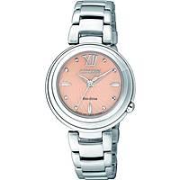 orologio solo tempo donna Citizen Lady EM0331-52W
