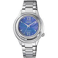 orologio solo tempo donna Citizen Lady EM0510-88N