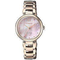 orologio solo tempo donna Citizen Lady EM0533-82Y