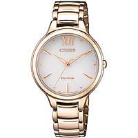 orologio solo tempo donna Citizen Lady EM0553-85A