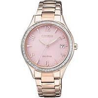 orologio solo tempo donna Citizen Lady EO1183-84X