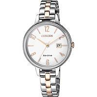 orologio solo tempo donna Citizen Lady EW2446-81A