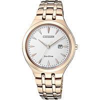 orologio solo tempo donna Citizen Lady EW2493-81B