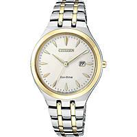 orologio solo tempo donna Citizen Lady EW2494-89B