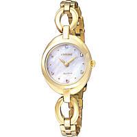 orologio solo tempo donna Citizen Lady EX1432-51D