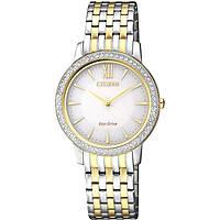 orologio solo tempo donna Citizen Lady EX1484-81A