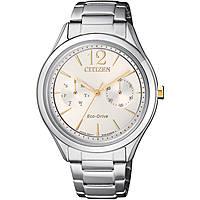 orologio solo tempo donna Citizen Lady FD4024-87A