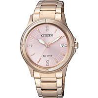 orologio solo tempo donna Citizen Lady FE6053-57W