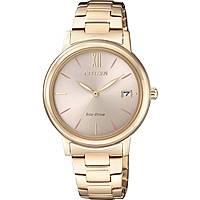 orologio solo tempo donna Citizen Lady FE6093-87X