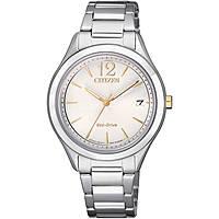 orologio solo tempo donna Citizen Lady FE6124-85A
