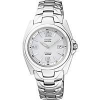 orologio solo tempo donna Citizen Super Titanio EW0910-52B