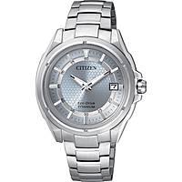 orologio solo tempo donna Citizen Super Titanio FE6040-59M