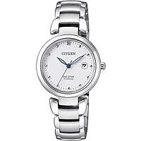 orologio solo tempo donna Citizen Supertitanio EW2500-88A