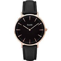 orologio solo tempo donna Cluse La Bohème CL18001