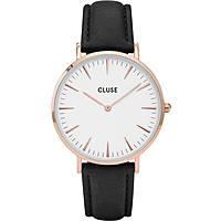 orologio solo tempo donna Cluse La Bohème CL18008