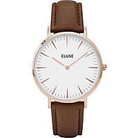 orologio solo tempo donna Cluse La Bohème CL18010
