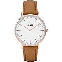 orologio solo tempo donna Cluse La Bohème CL18011
