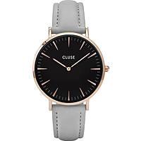 orologio solo tempo donna Cluse La Bohème CL18018
