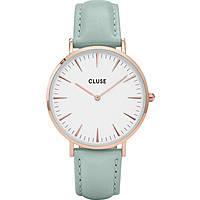 orologio solo tempo donna Cluse La Bohème CL18021