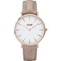 orologio solo tempo donna Cluse La Bohème CL18031