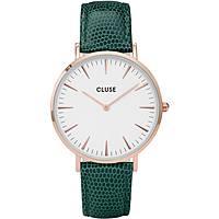 orologio solo tempo donna Cluse La Bohème CL18038