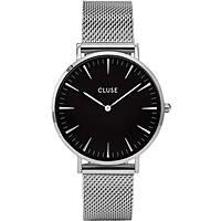 orologio solo tempo donna Cluse La Bohème CL18106