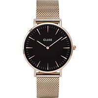 orologio solo tempo donna Cluse La Bohème CL18113
