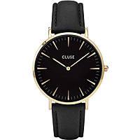 orologio solo tempo donna Cluse La Bohème CL18401