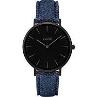 orologio solo tempo donna Cluse La Bohème CL18507