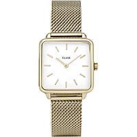 orologio solo tempo donna Cluse  La Garconne CL60002
