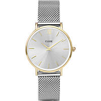 orologio solo tempo donna Cluse Minuit CL30024