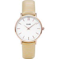 orologio solo tempo donna Cluse Minuit CL30032