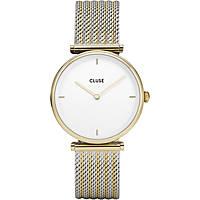 orologio solo tempo donna Cluse Triomphe CL61002