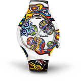orologio solo tempo donna Doodle Calaveras Mood DOCA002