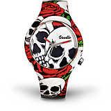 orologio solo tempo donna Doodle Skull Mood DOSK001