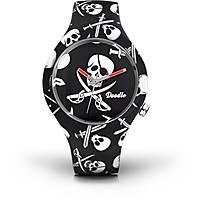 orologio solo tempo donna Doodle Skull Mood DOSK002