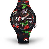 orologio solo tempo donna Doodle Tattoo Mood DOTA005