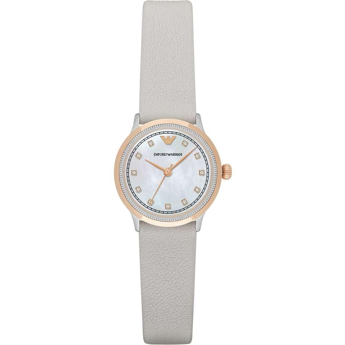 orologio solo tempo donna Emporio Armani Alpha AR1964