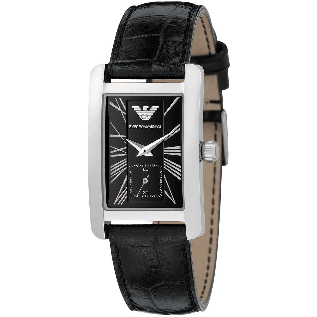 orologio solo tempo donna Emporio Armani AR0144