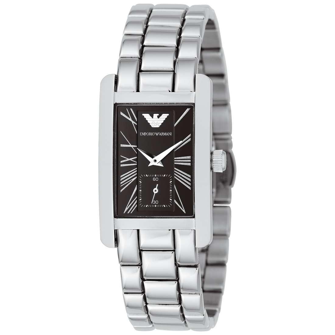 orologio solo tempo donna Emporio Armani AR0157
