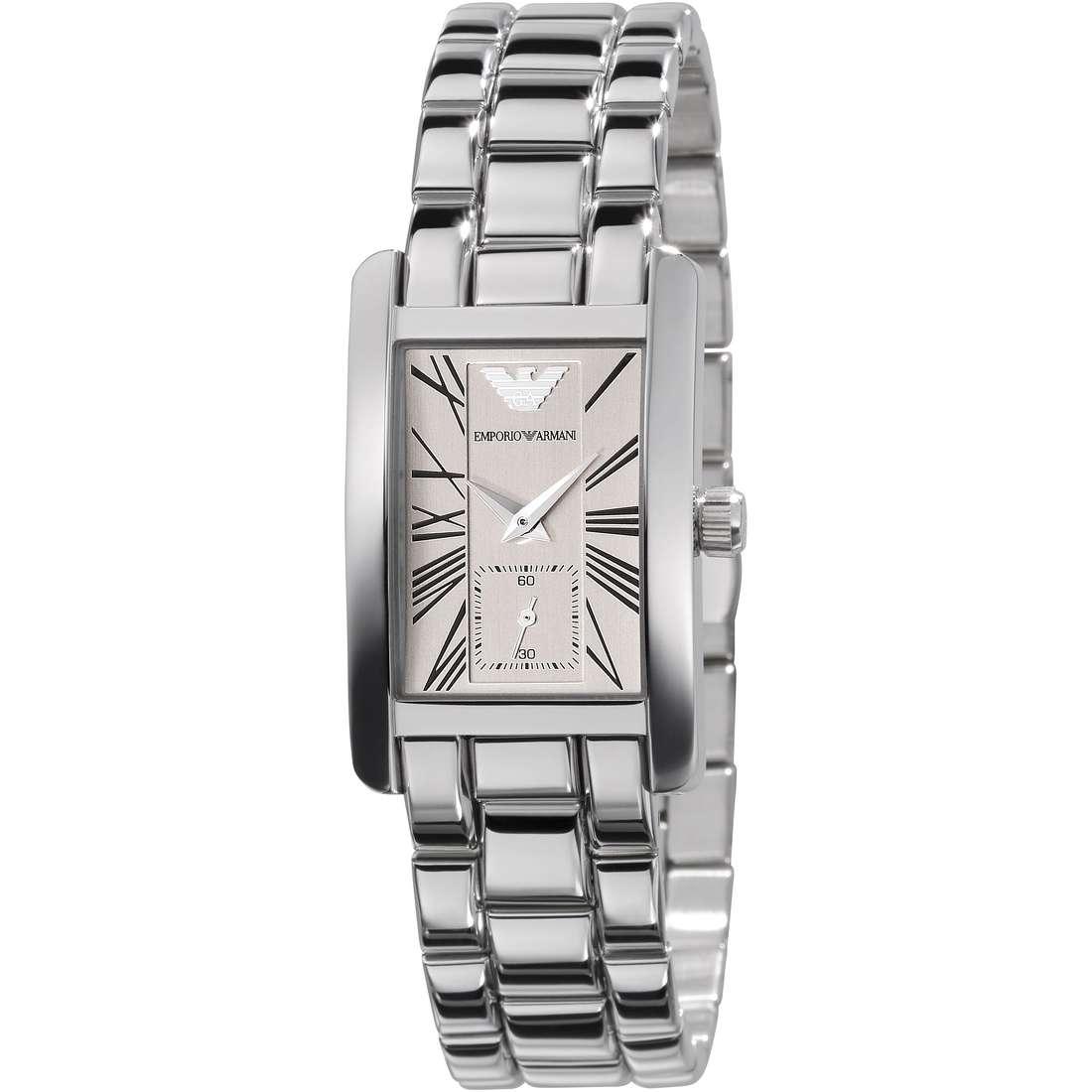orologio solo tempo donna Emporio Armani AR0176