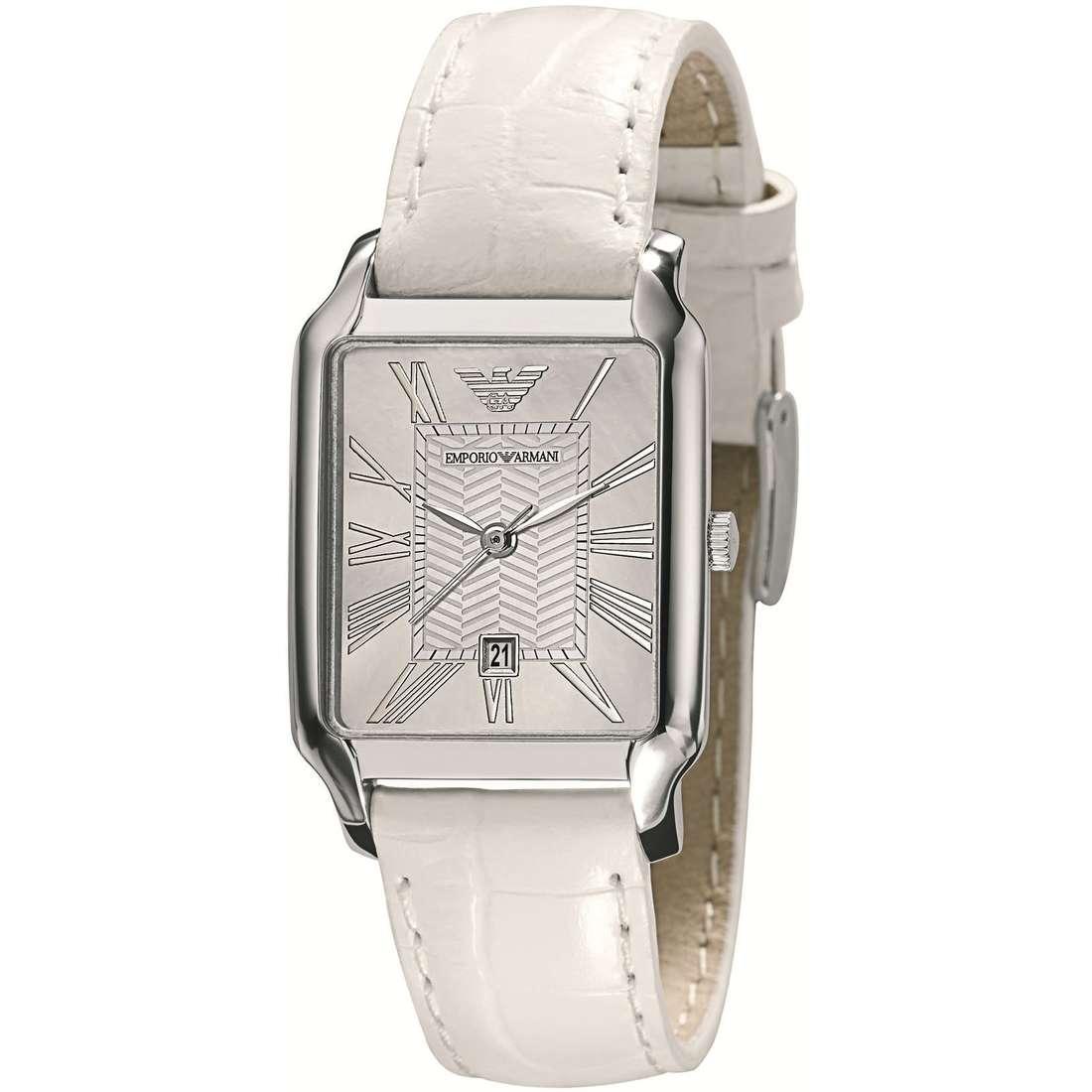 orologio solo tempo donna Emporio Armani AR0420