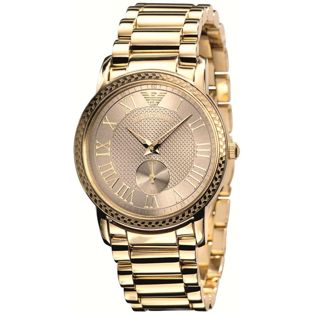 orologio solo tempo donna Emporio Armani AR0470