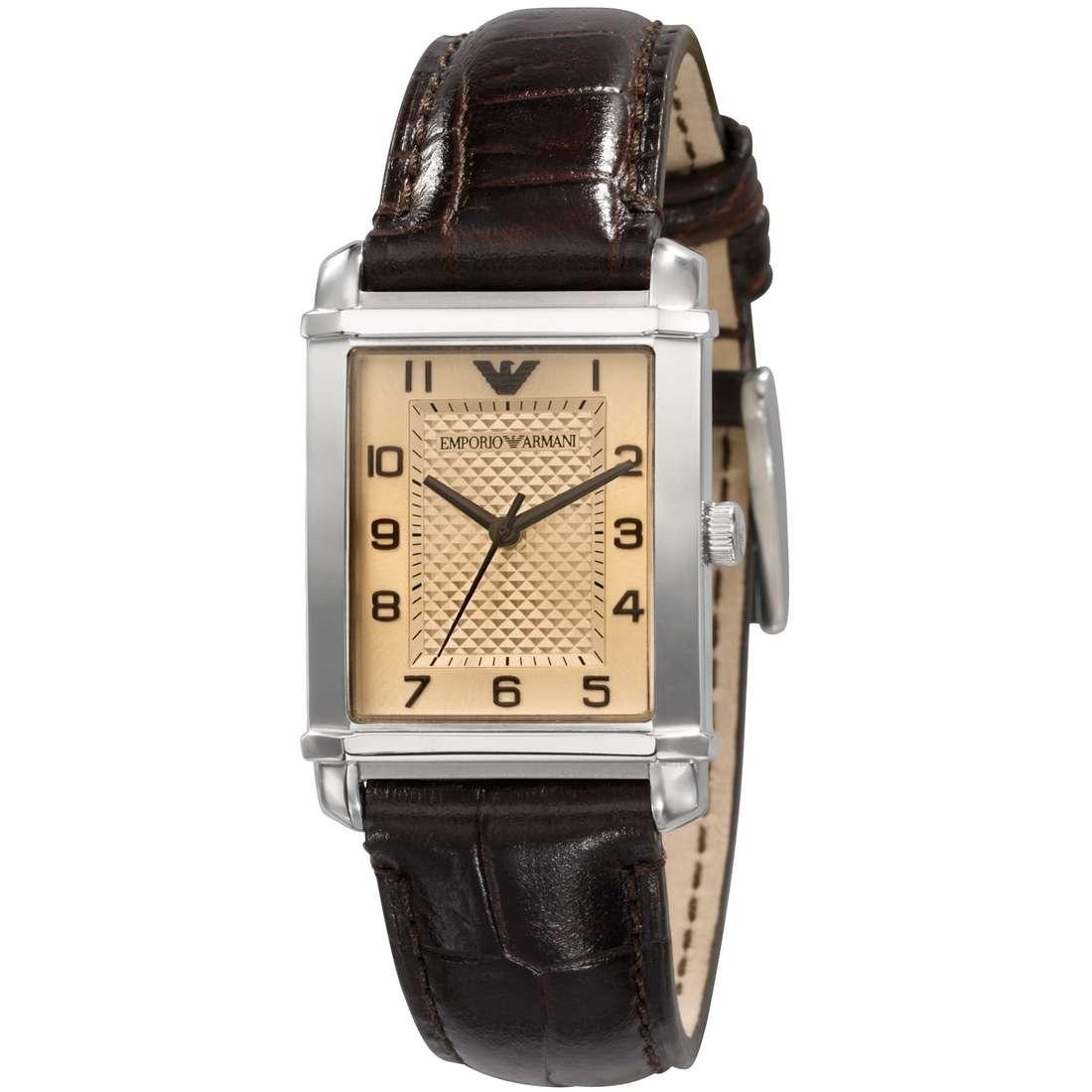 orologio solo tempo donna Emporio Armani AR0491