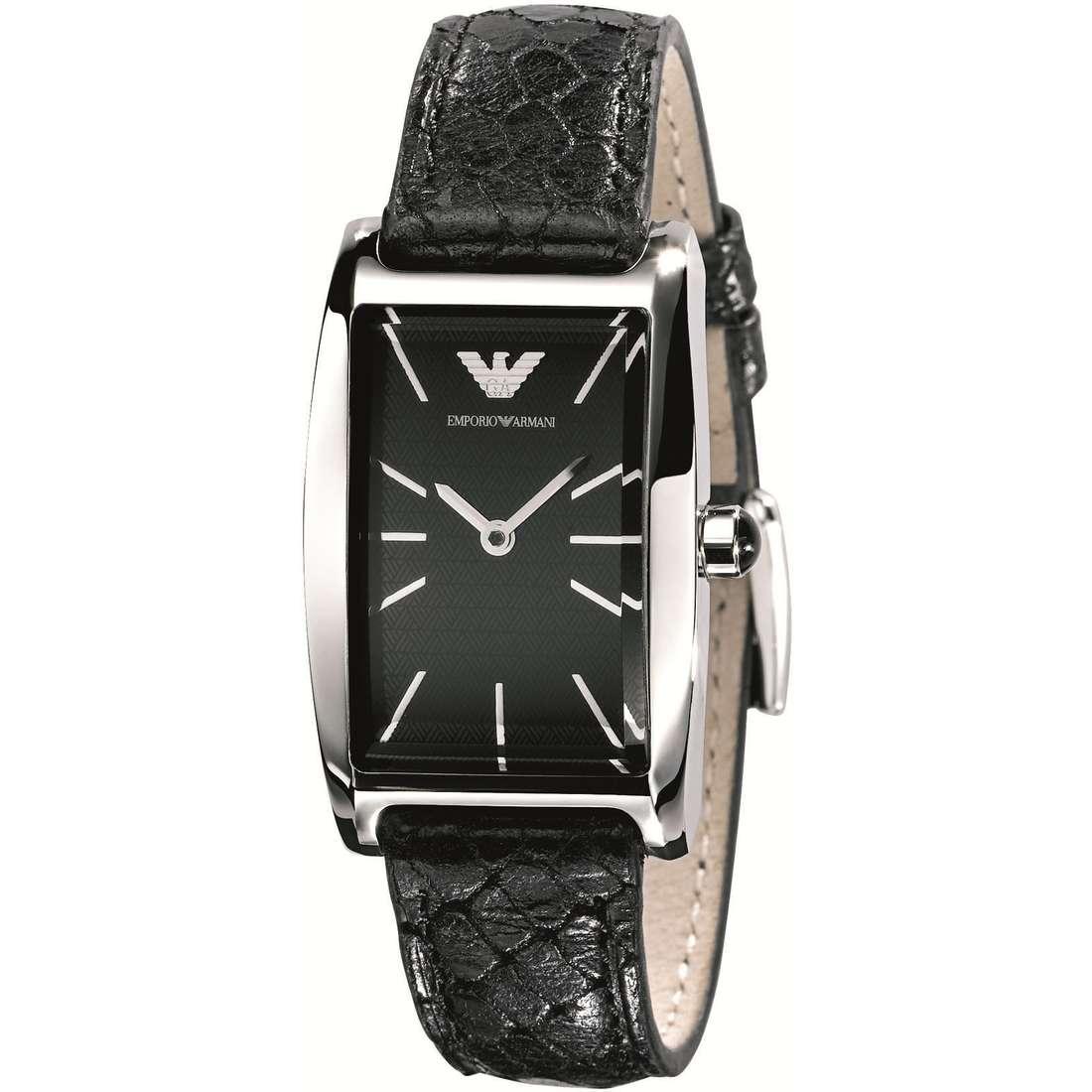 orologio solo tempo donna Emporio Armani AR0728