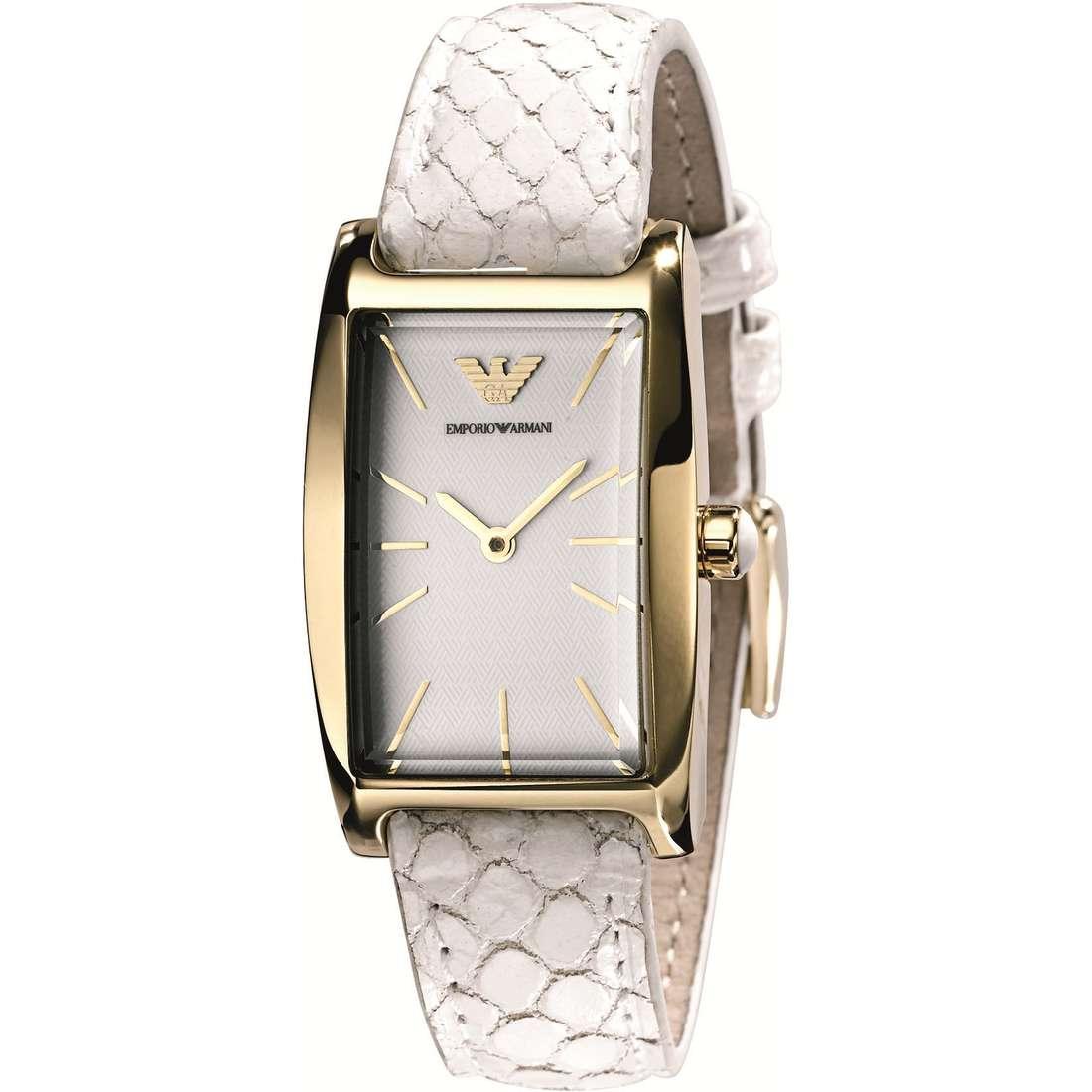 orologio solo tempo donna Emporio Armani AR0729